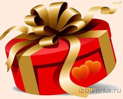 Подарки из бисера